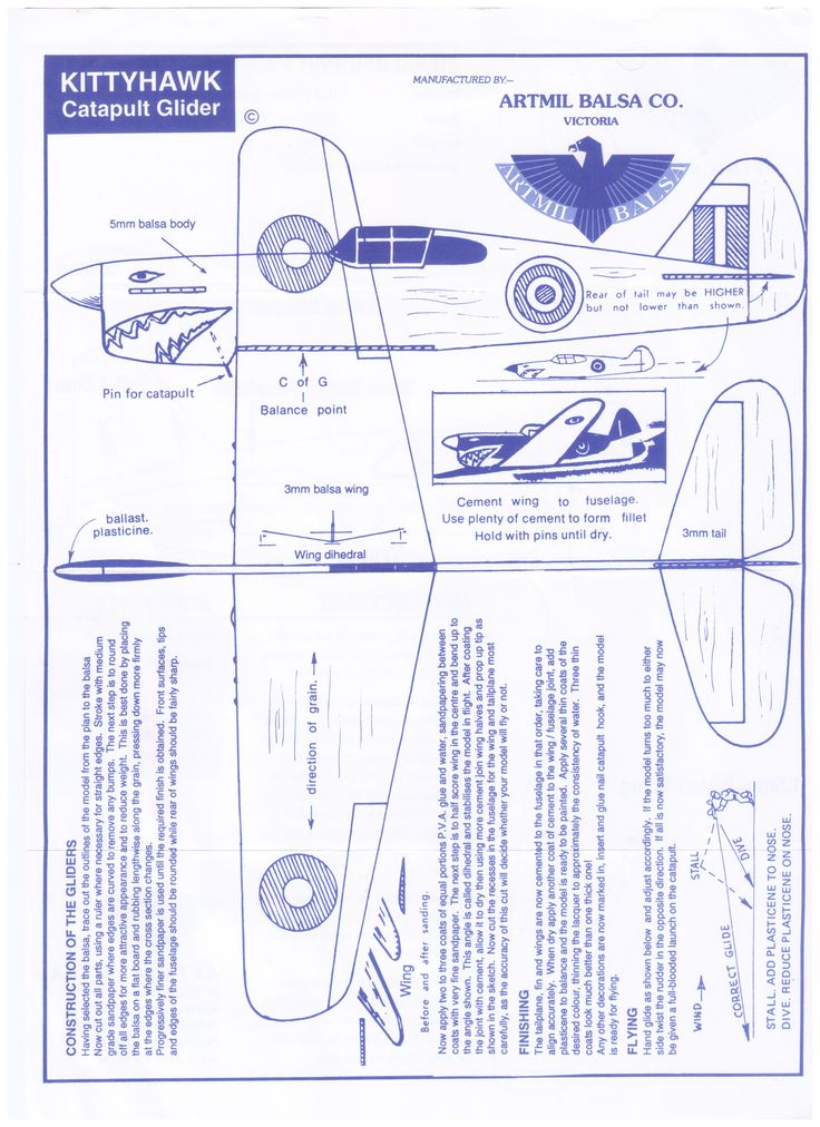 paper airplane instructions drawing