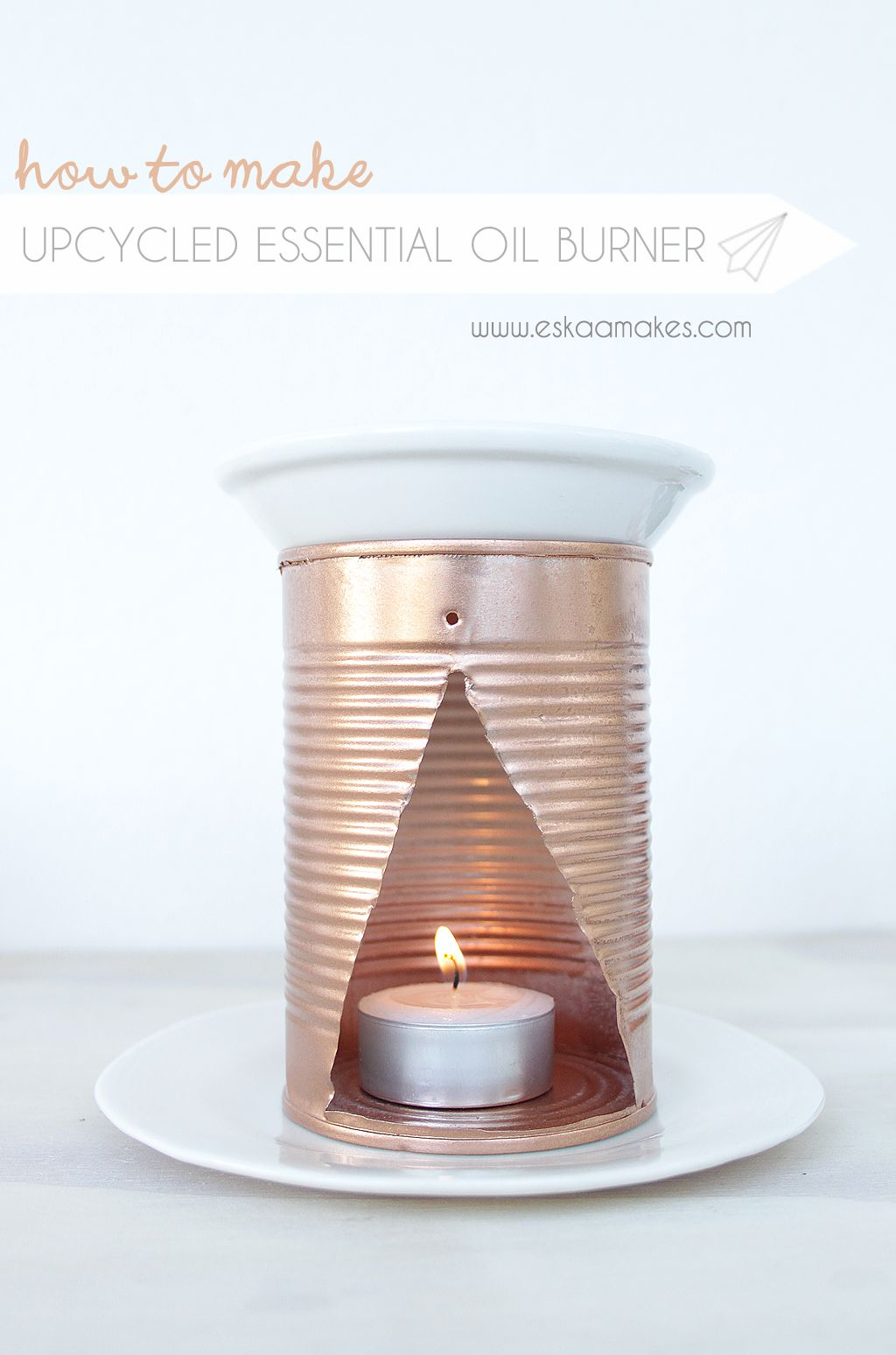 aroma oil burner instructions