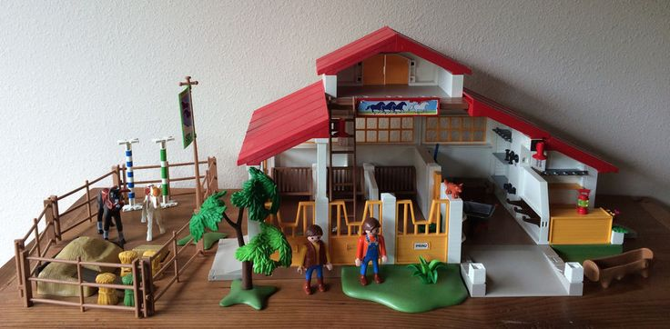 playmobil christmas house instructions