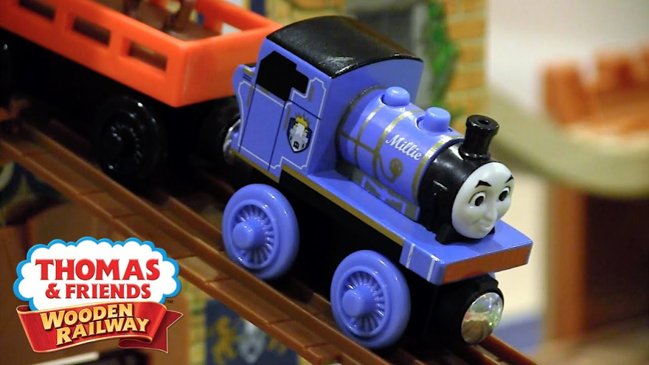 king of the railway deluxe set instructions