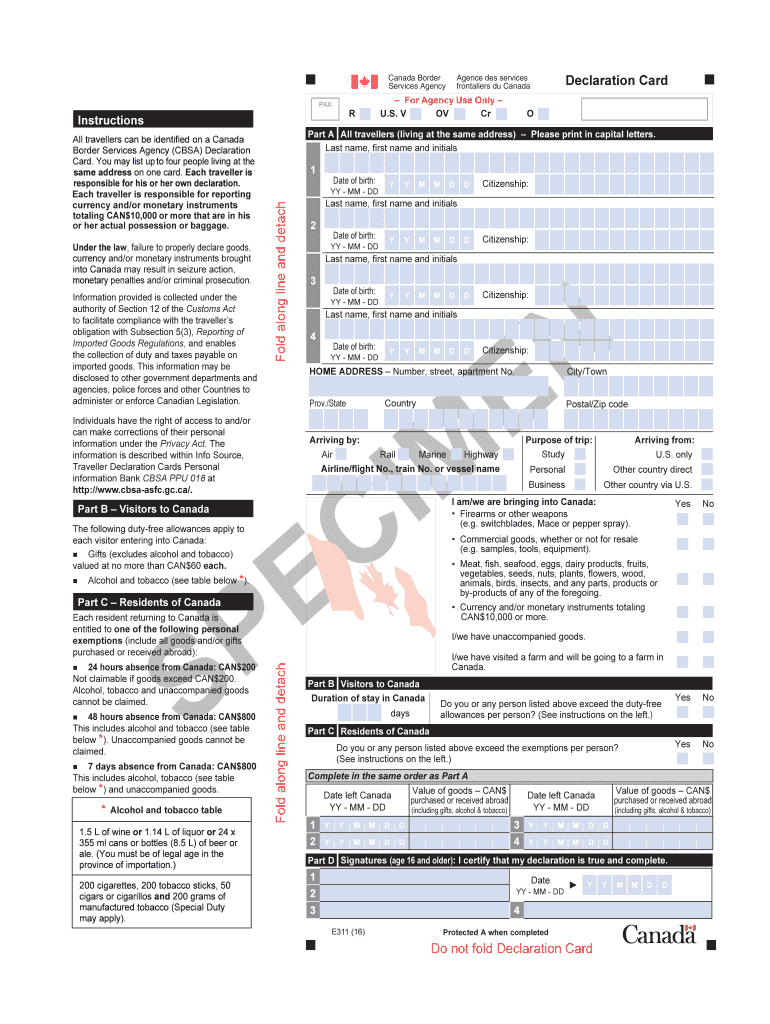 canadian federal 2017 tax form instructions