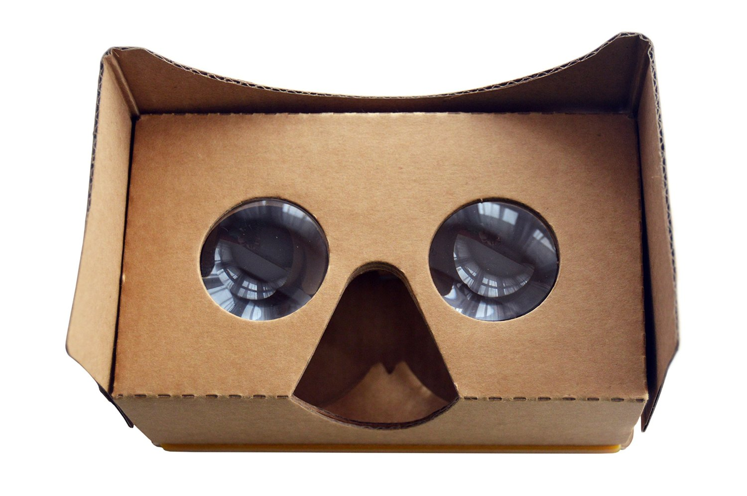 vector assembly instructions cardboard vr