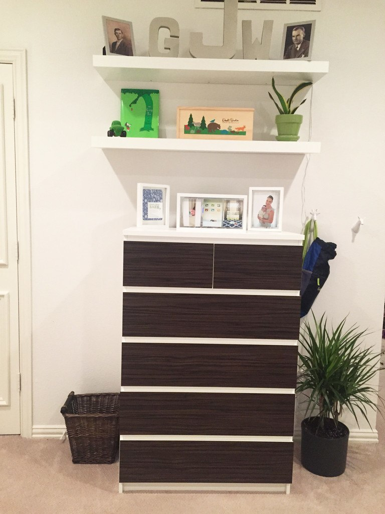 ikea malm 2 drawer chest instructions