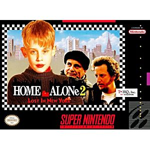 home alone nintendo game instructions