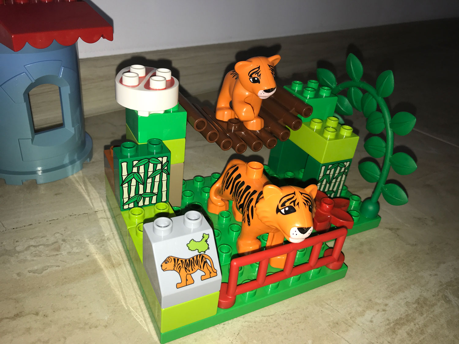 duplo zoo instructions 5635