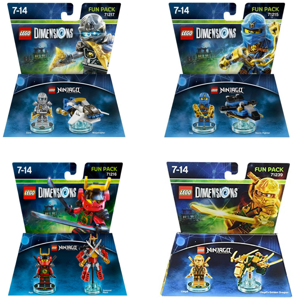 lego dimensions instructions jay
