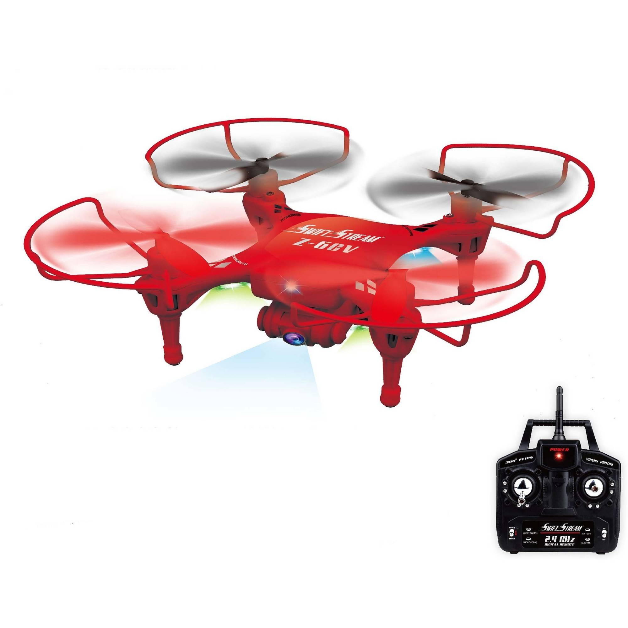 fast lane quadcopter instructions