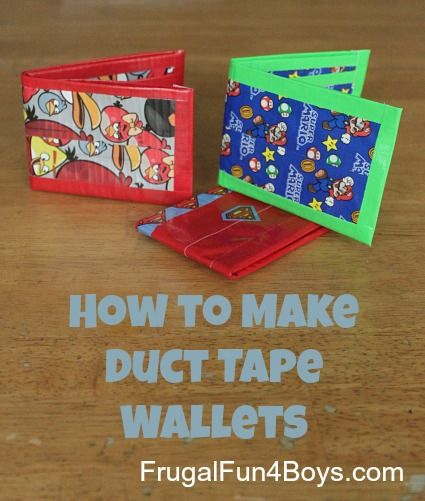 how to make a duct tape purse instructions