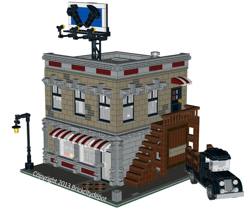 lego 70365 building instructions